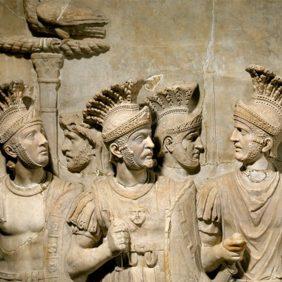 Militaire geschiedenis van het Romeinse Rijk