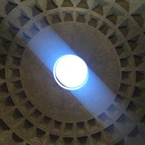 Alle wegen leiden uiteindelijk naar Rome